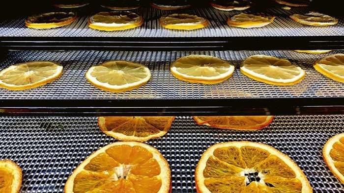 Un procédé innovant de séchage des aliments