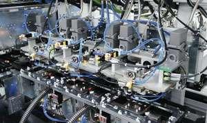 Automatisation de lignes de production de connecteurs