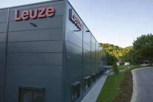 Le nouveau centre de distribution international de Leuze