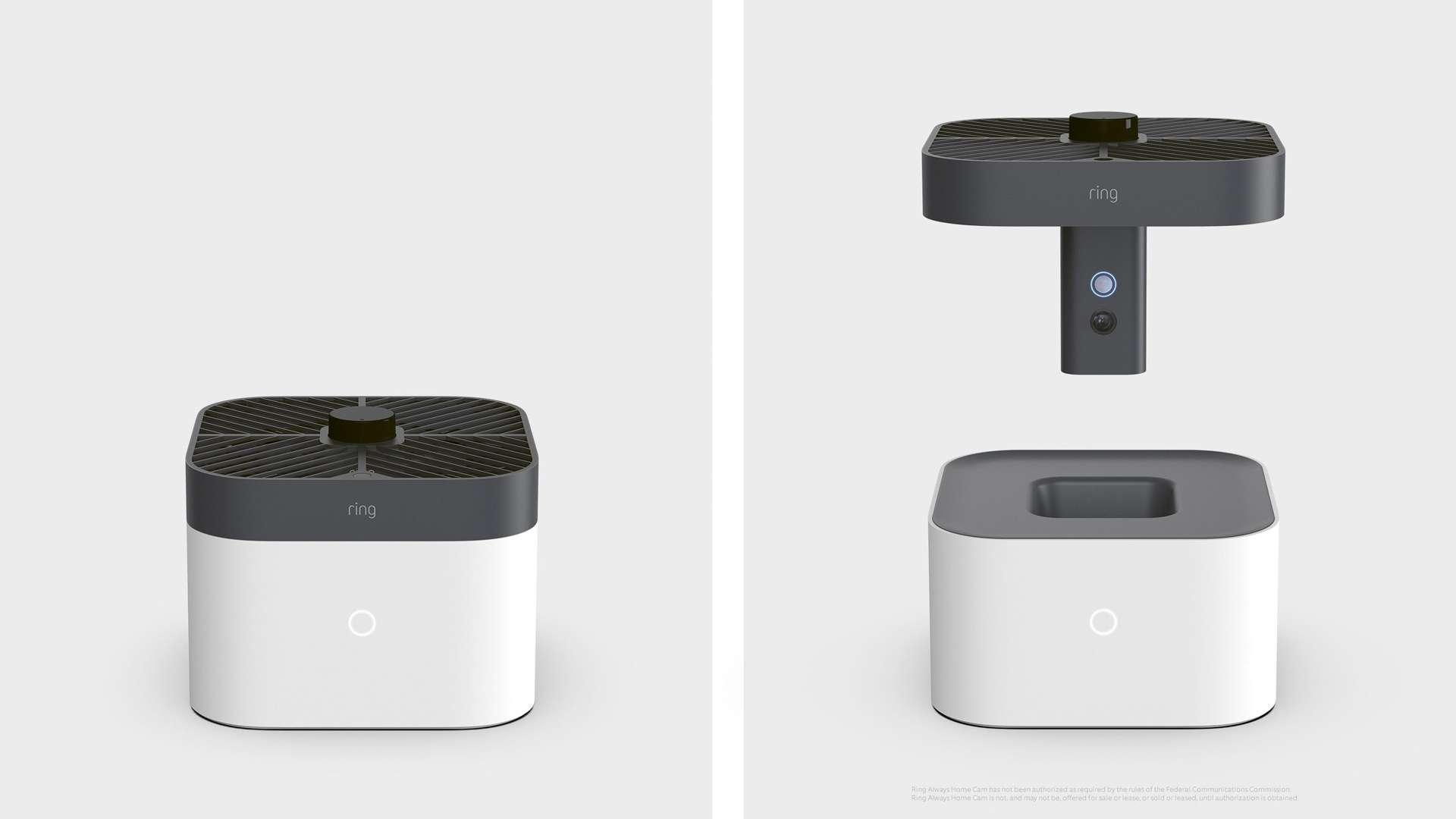 Un drone «mouchard» pour surveiller son foyer