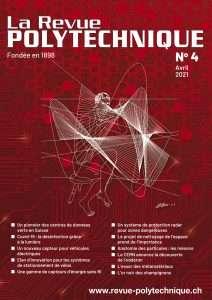 Revue Polytechnique No 4 couverture