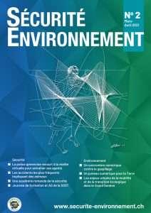 Couverture Sécurité Environnement No 2