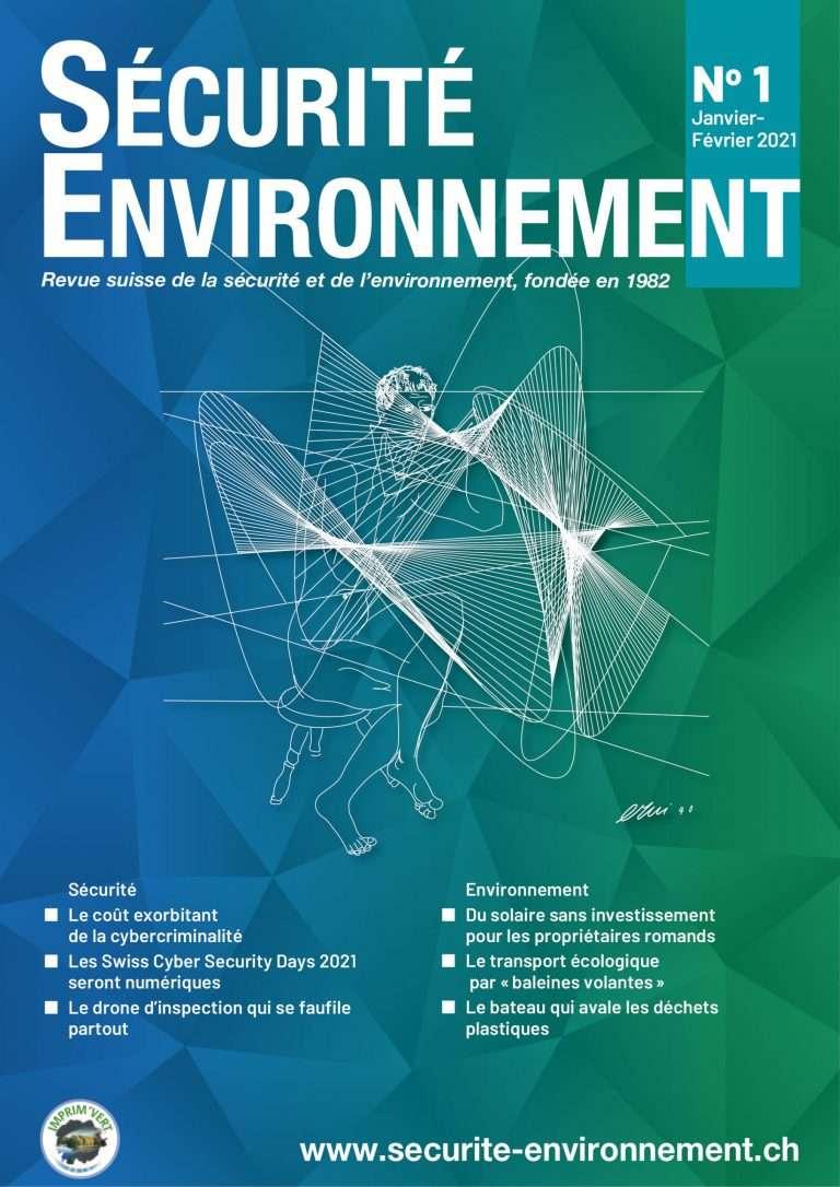 01/2021 – Sécurité Environnement
