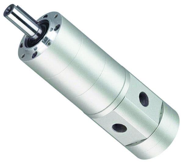 Un moteur pneumatique d'entretien facile